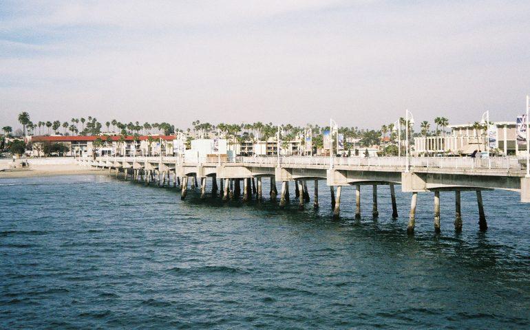 Belmont Veterans Memorial Pier — Long Beach - Pier Fishing in California